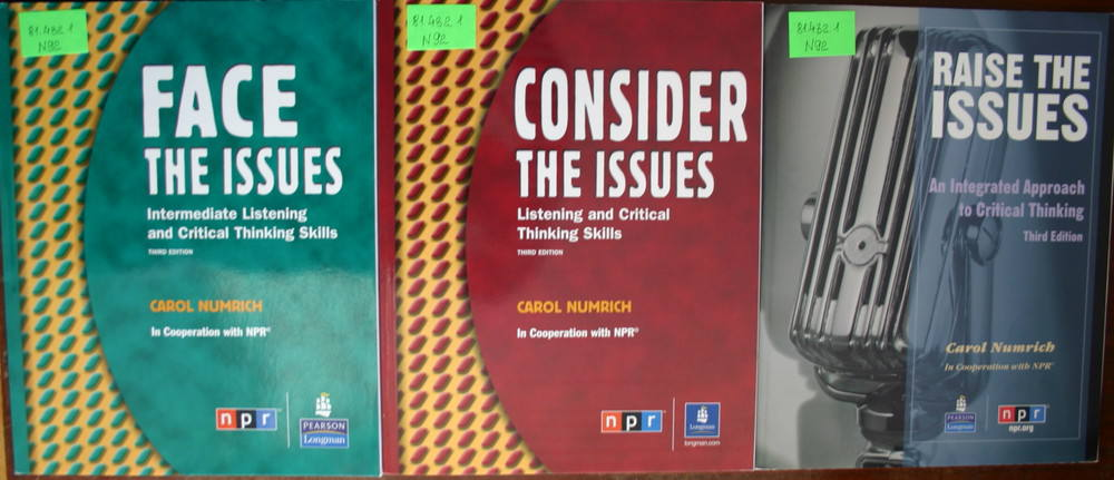 raise the issues an integrated approach to critical thinking Raise the issues : an integrated approach to critical thinking.
