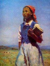 Дочь Советской Киргизии (1948 г.)